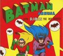 Batman Annuals