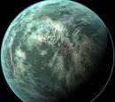 Planety podle povrchu