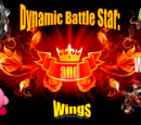 Dynamic Battle Star: Black and White Wings
