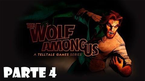 The Wolf Among Us - Episodio 1 - Parte 4 Walkthrough - Español (PC Gameplay HD)
