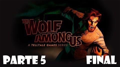 The Wolf Among Us - Episodio 1 - Parte 5 FINAL Walkthrough - Español (PC Gameplay HD)