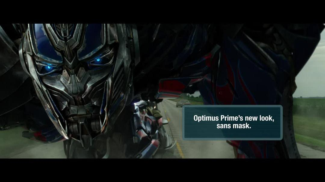 Transformers Age of Extinction - Fannotation