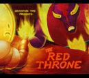 El Trono Rojo/Transcripción