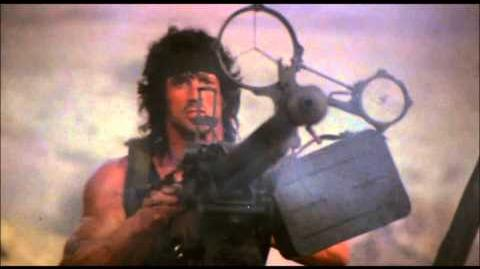RAMBO 3 Movie soundtrack. Track 24 of 24 HE AIN'T HEAVY, HE'S MY BROTHER By BILL MEDLEY