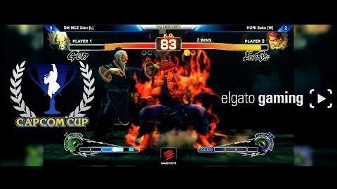 Capcom Cup 2013 Moments