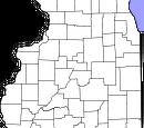 Alexander County, Illinois