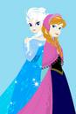 Frozen - Elsa & Anna.png