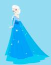 Frozen - Elsa the Snow Queen 1.png