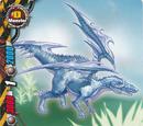 Bluechase Dragon, Garg
