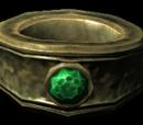 Pithis verzierter Ring