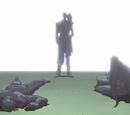 Karasu y Bui vs Los hermanos Toguro