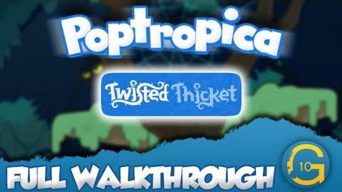 Poptropica - Twisted Thicket Island Full Walkthrough