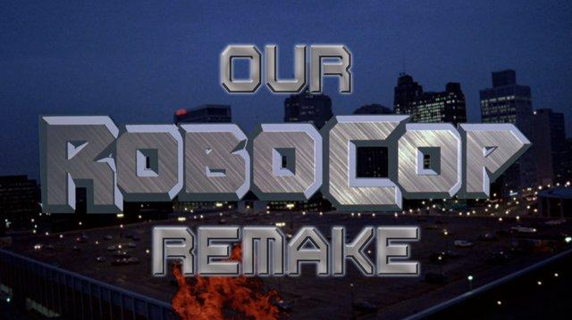 Our RoboCop Remake - (Full Movie)
