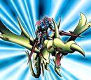 Gaïa le Dragon Champion