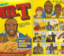 NOW COMICS: Mr. T Cereal