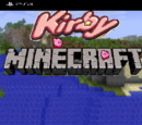 Kirby: aventuras dentro de minecraft