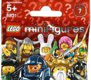 8831 Minifigures Series 7