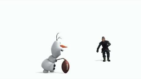 Disney's Frozen - Super Bowl Sunday
