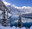 Cadeia de Montanhas das Neves