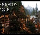 Riverside Lodge with Sauna