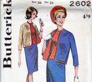 Butterick 2602
