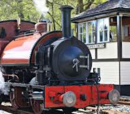 Saddle Tank Engines