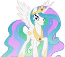 Princess Celestia (The New Adventures of My Little Pony: Friendship is Magic)