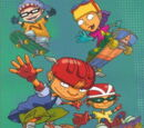 Rocket Power characters