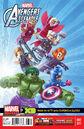 Marvel Universe- Avengers Assemble Vol 1 1 LEGO Variant.jpg