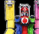 Express Squad Megazord