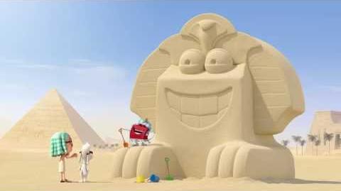 McDonald`s HappyMeal - Mr Peabody & Sherman (2014)
