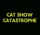 Cat Show Catastrophe