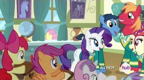 """MLP FiM """"Find the Music in You"""" entire song with Reprise HD w Lyrics in Description"""