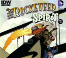 The Rocketeer/The Spirit: Pulp Friction Vol 1 2