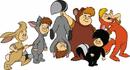 Peter Pan - Lost Boys lineup.png