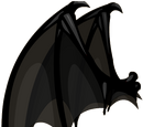 Dragon Wings of the Vampire Bat