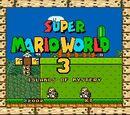Super Mario World 3: Islands For Mystery