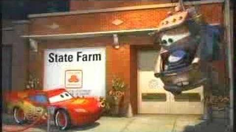 State Farm Pixar CARS TV Spot 2006