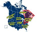 Northeast Region of North America