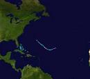 Subtropical Storm Hillary