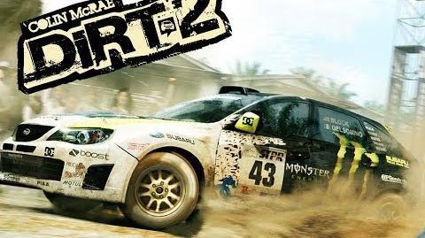 Colin McRae DiRT 2 - Cars