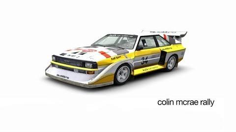 Colin McRae Rally 04 - Cars