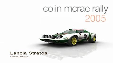 Colin McRae Rally 2005 - Cars