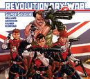 Revolutionary War: Supersoldiers Vol 1
