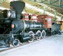 V&T locomotives