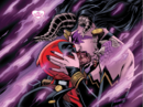 Wade Wilson (Earth-616) and Shiklah (Earth-616) from Deadpool The Gauntlet Infinite Comic Vol 1 6 001.png