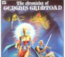 The Chronicles of Genghis Grimtoad Vol 1 1