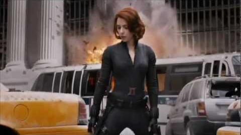 The Avengers's Black Widow Tribute