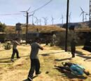 Deathmatches in GTA Online