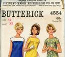 Butterick 4554 B